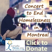 Concert to End Homelessness